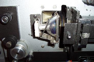 Projecteur 9 5 mm comete 600 for Miroir dichroique